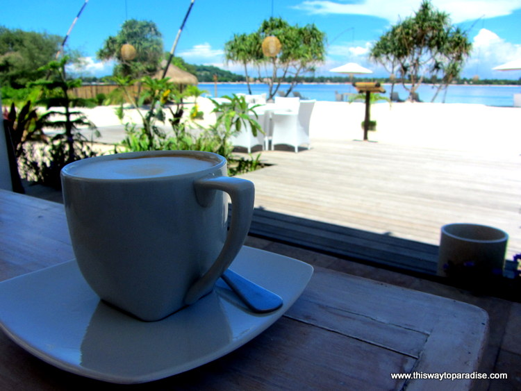 Coffee on Gili Meno, Gili Islands