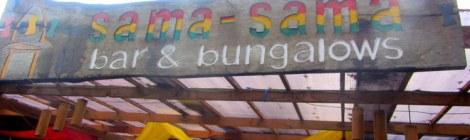 Sama Sama-One Of The Worst Places To Stay On Gili Trawangan