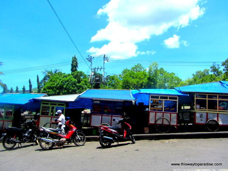 Ambon Food Stalls