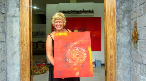 Learn How To Paint In Bali