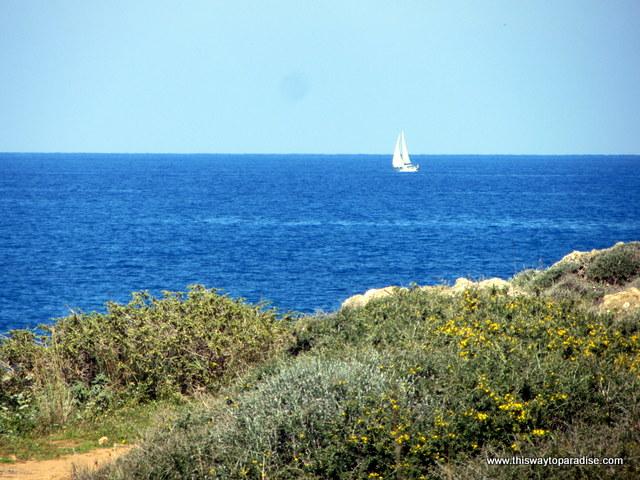 Agii Apostoli beach sailboat beaches in Crete