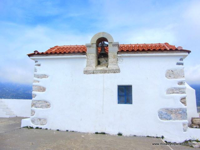 Church in Crete