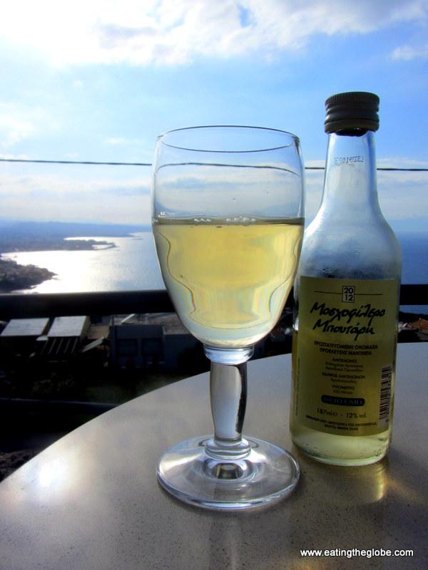 Wine at Koukouvaya