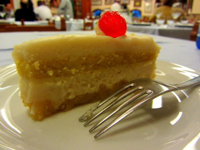 Sicilian cassata cake in Palermo