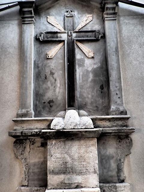cross in Trapani