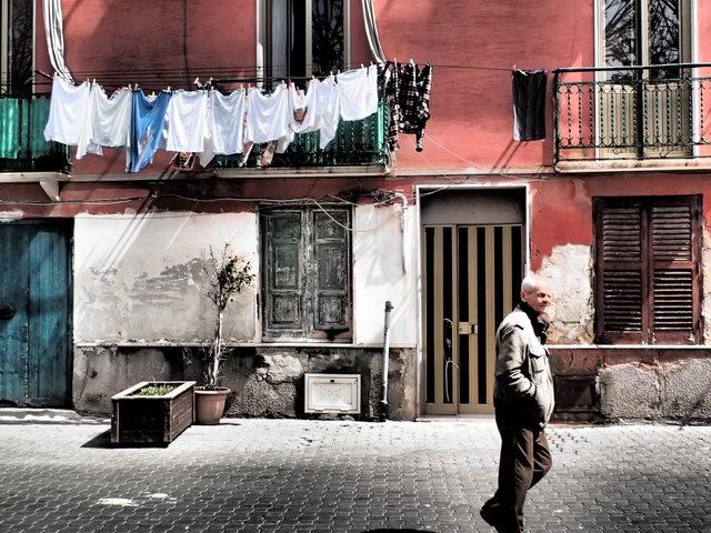 Scene in Trapani