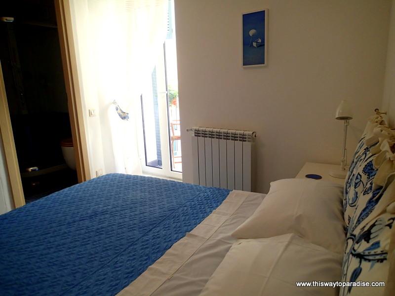 Bedroom at B&B SoleMare, Cinque Terre