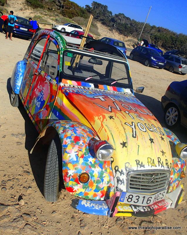 Ibiza Car