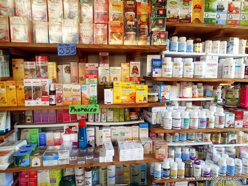 Health Food Store Ibiza