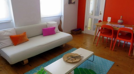 Valen at the Valmor- A Trendy Apartment Stay In Lisbon