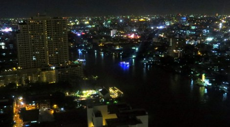 One Night In Bangkok At The Millennium Hilton