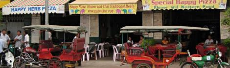 Where To Get Happy Pizza In Cambodia