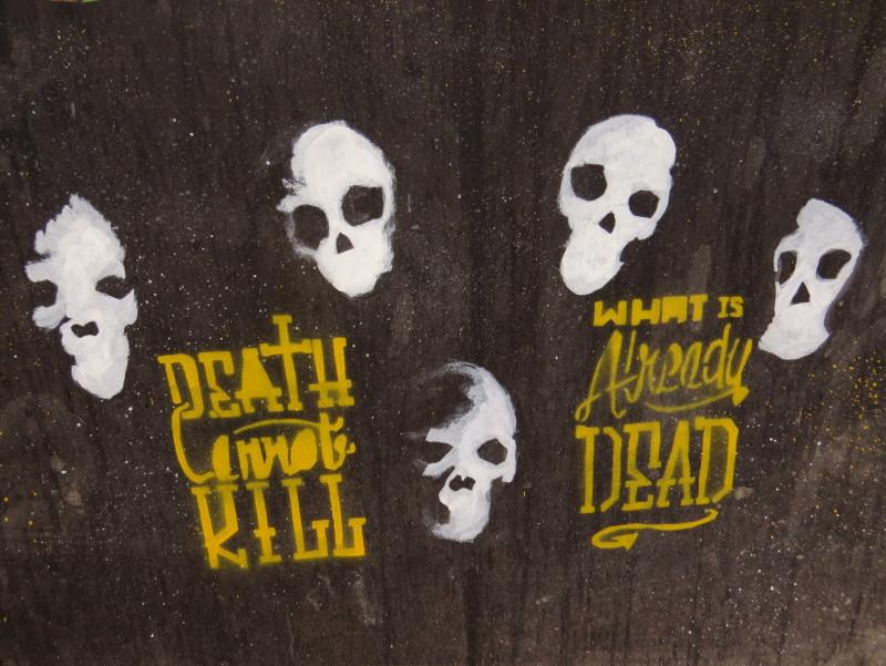 Day of the Dead, Dia de Muertos