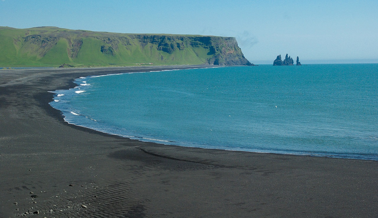 things to do in Iceland, Vik beach