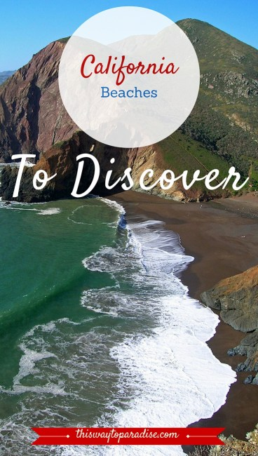California Beaches To Discover