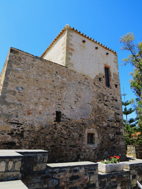 The Kinsterna Hotel In Monemvasia: Not Just A Hotel, But An Experience