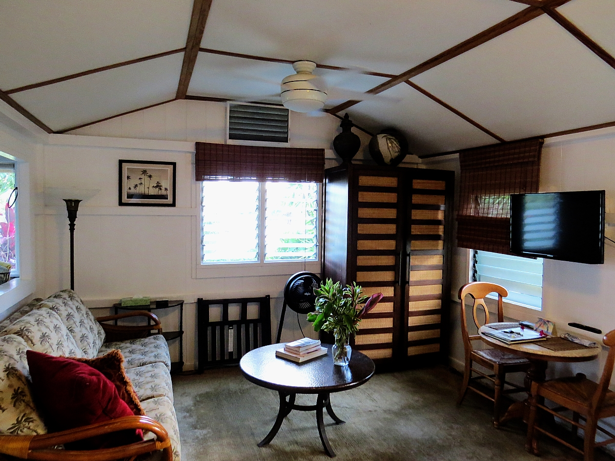 The Fern Grotto Inn: Kauai Cottages To Make You Sigh