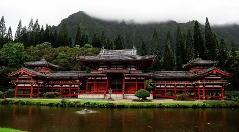 Byodo-In Temple: The Place For Meditation In Honolulu