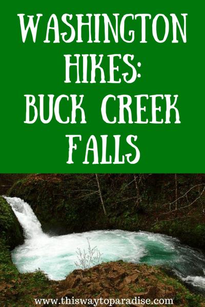 Washington Hikes: Buck Creek Falls