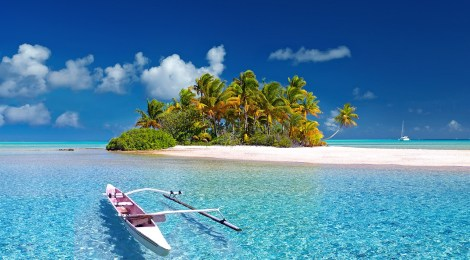 The Best Paradise Islands for Romance