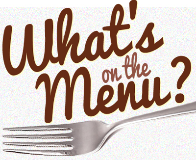 Image result for what's on the menu