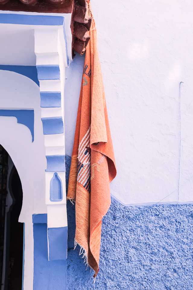 TWH Travels: Chefchaouen, Morocco