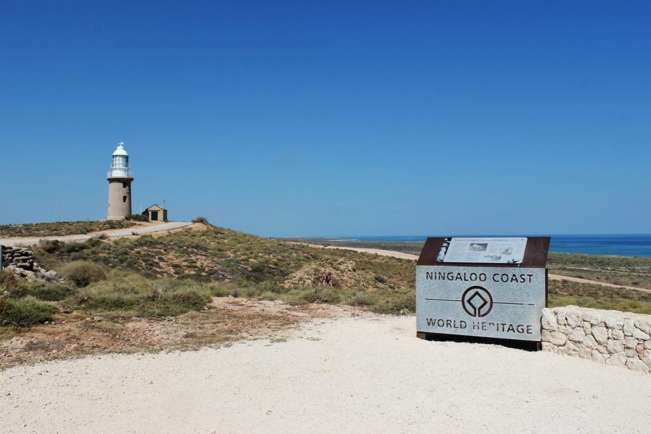 Vlamingh Lighthouse on the Ningaloo Coast, Australia