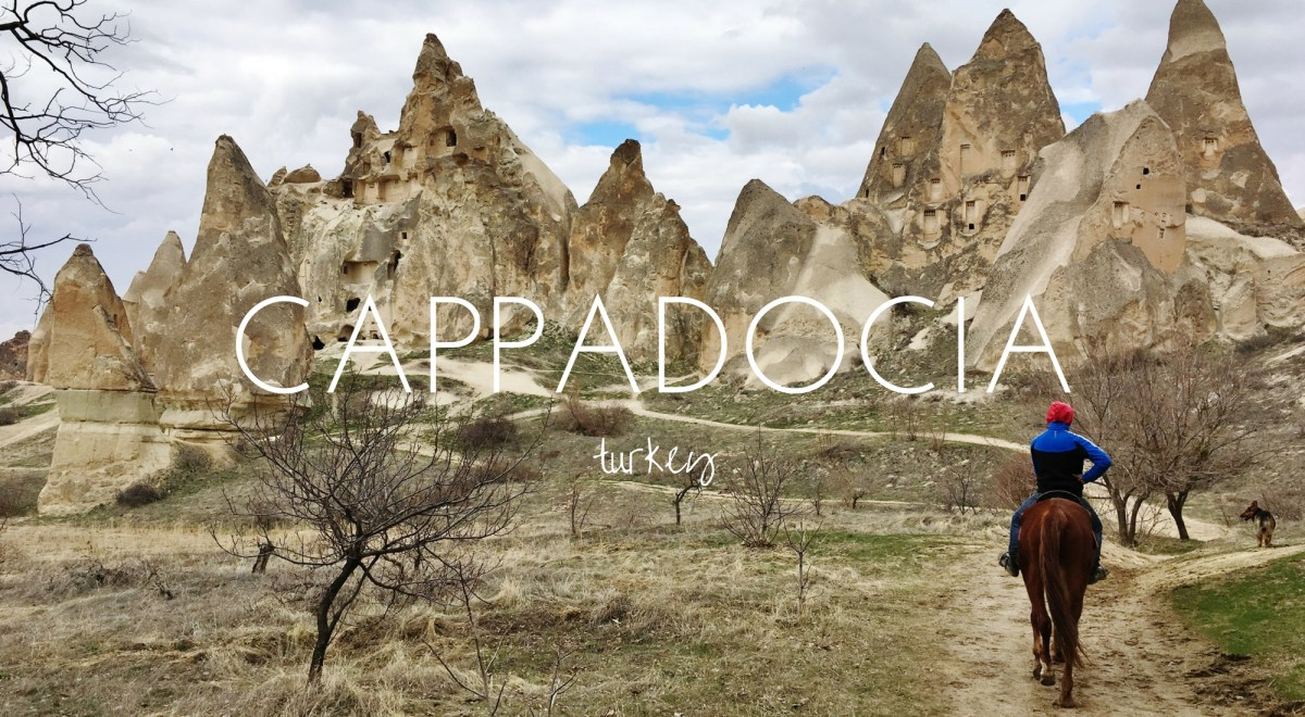 Trekking In The Heart Of Cappadocia