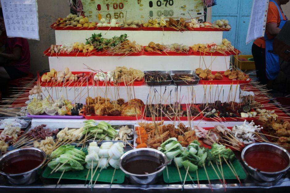 Street food in Penang, Malaysia