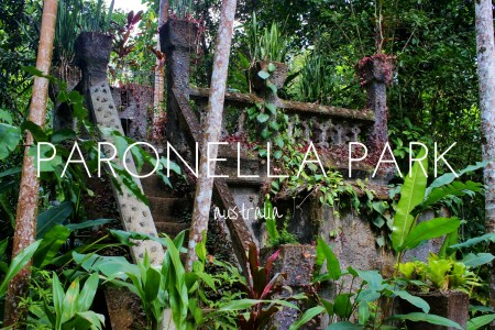 Paronella Park is a must-do while you're in Queensland, Australia