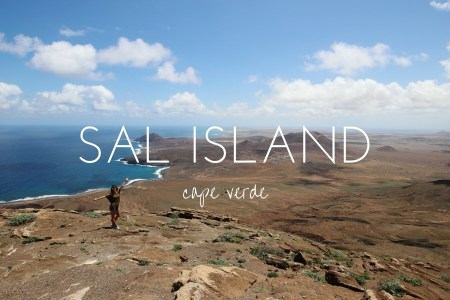 My favourite places on Sal Island, Cape Verde