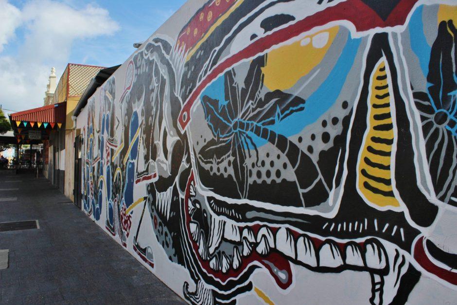 Street Art in Fremantle, Australia