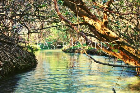 Fraser Island - a day trip will give you seven hours in heaven on the east coast of Australia
