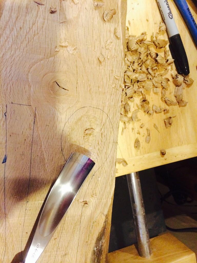 Oak Wooden Spoons - This Wood Shop