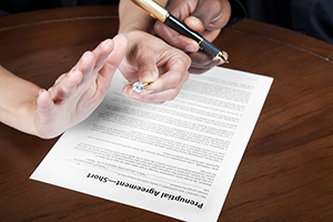 Prenup agreements, Tuesley Hall Konopa, LLP