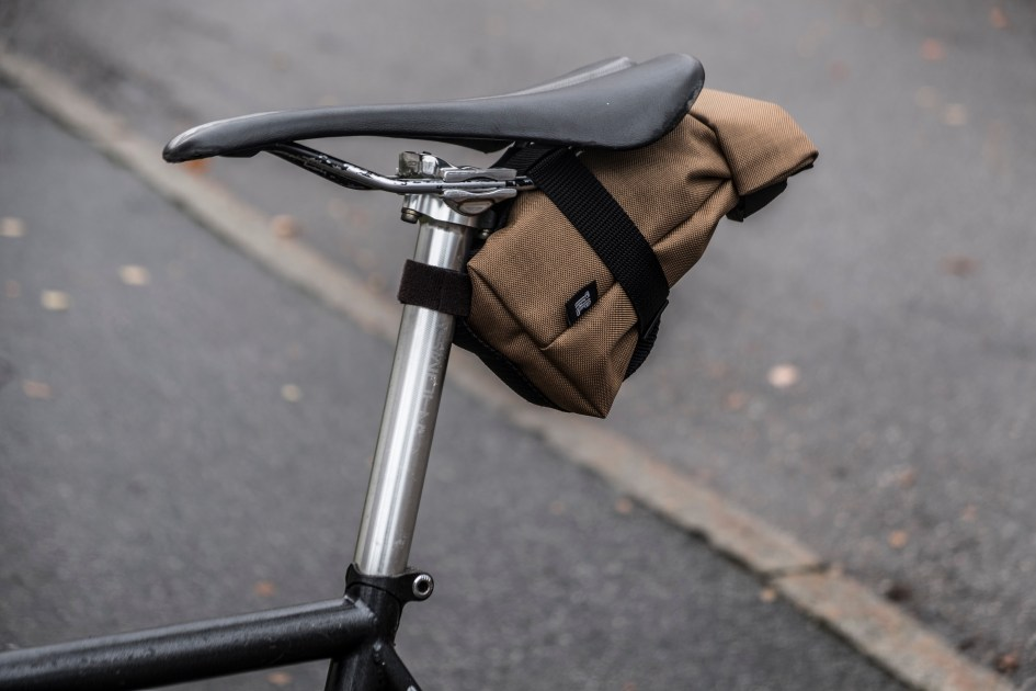 Rolltop Saddle bag