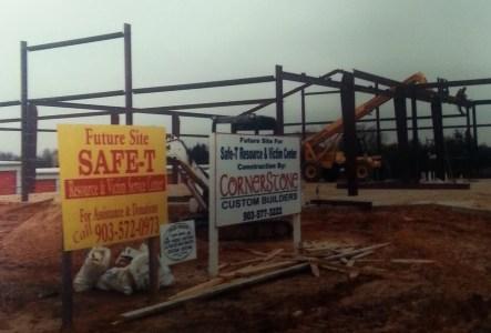 Construction area