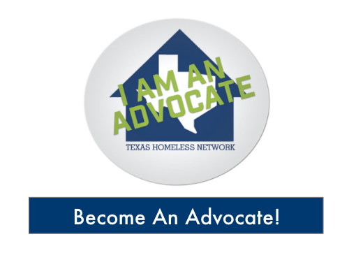 Become an advocate for THN Logo