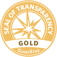 Seal of Transparency Gold Award