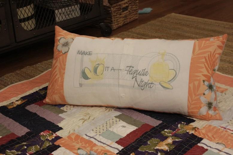 Custom Memory Pillow