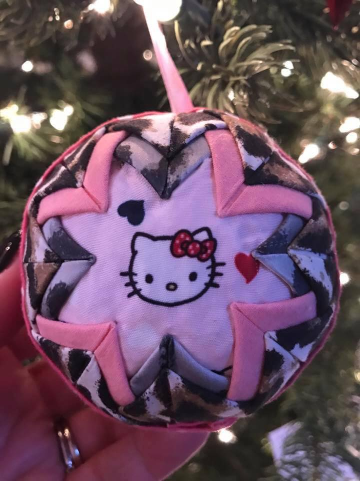 Custom Memory Ornament
