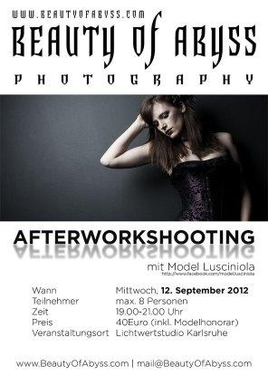 Afterworkshooting-September