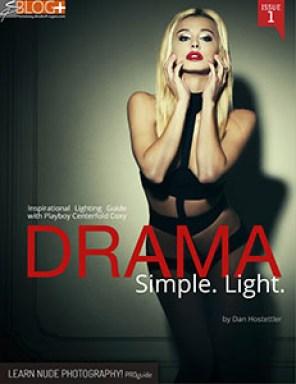 Drama-Simple.Light. with Playmate Coxy Dominika