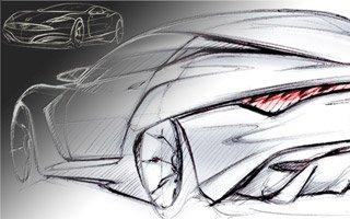 Automotive Design Von Dem Designer Thomas Clever Fr Die