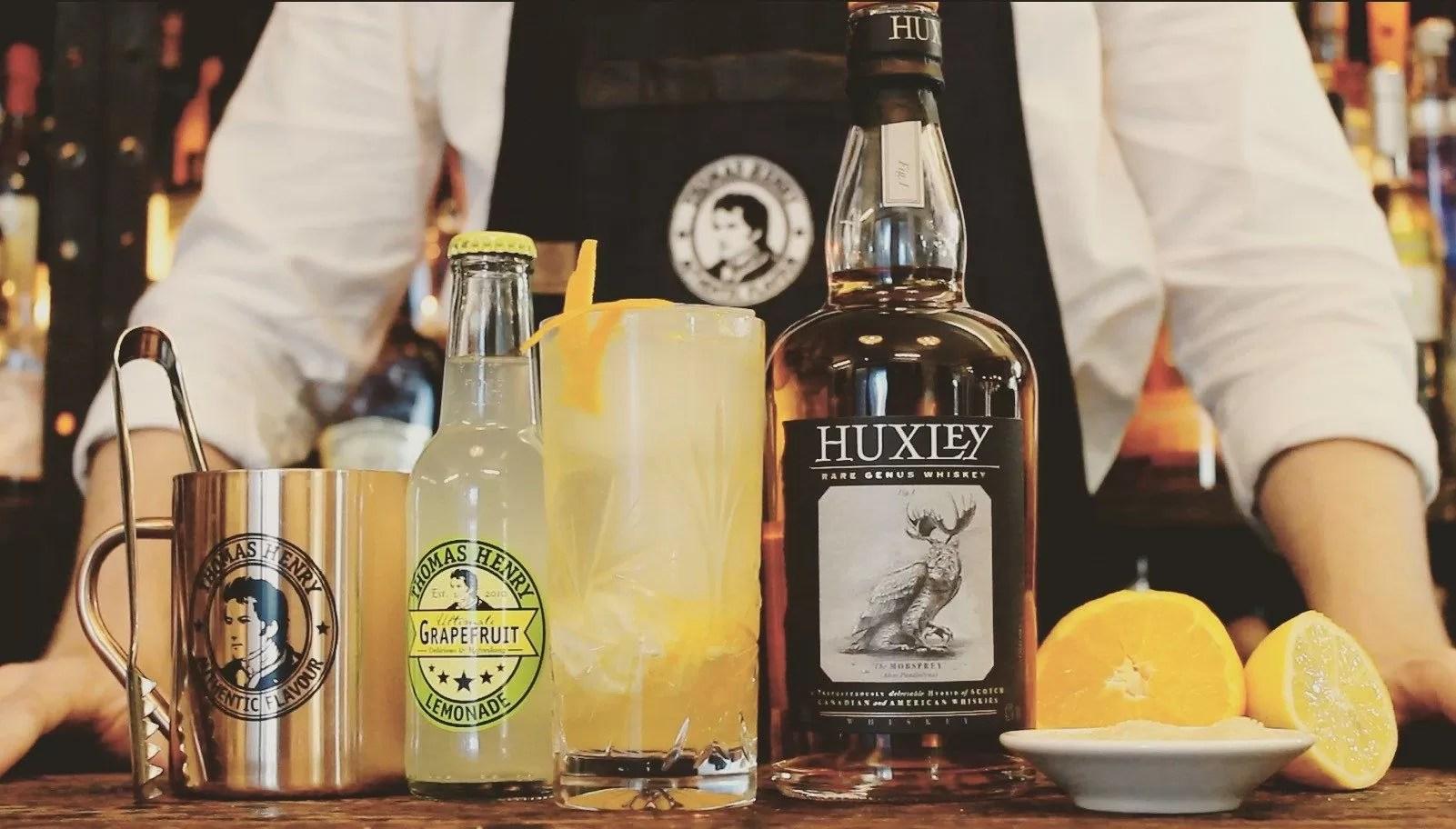 Friday Highball No. 34 - Ultimate Huxley