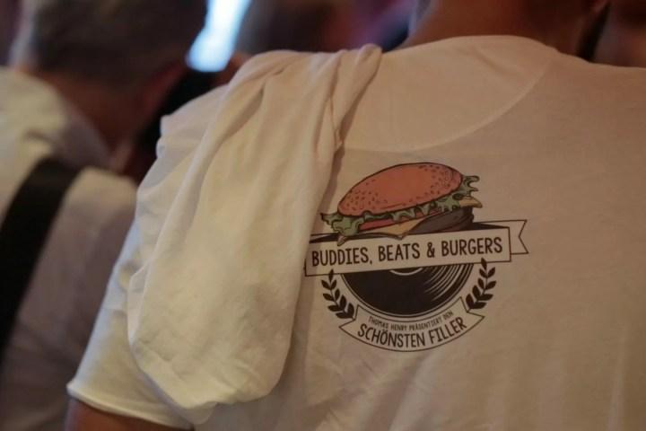 Buddies, Beats & Burgers Frankfurt