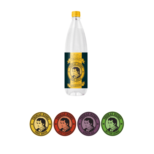 PET Tonic Water und Etiketten_2
