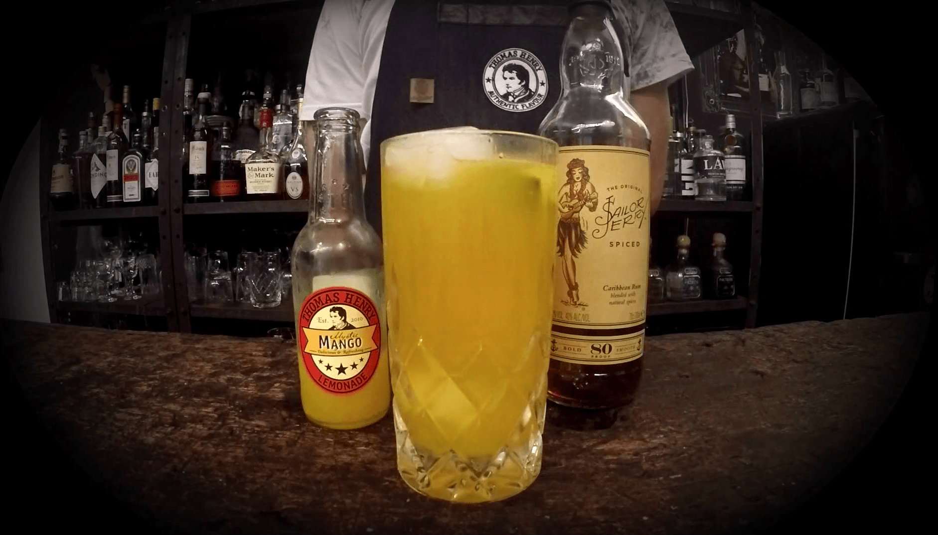 #FridayHighball No. 3 - Mango Jerry