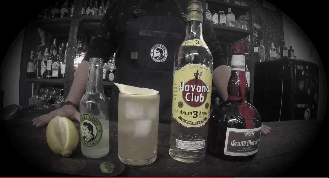 #FridayHighball No. 6 - Fancy Drink