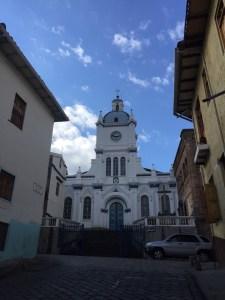 historische Altstadt Cuenca